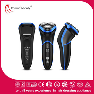 rechargeable waterproof shaver electric shaving machine electric shaver for men