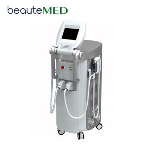 Spa shr ipl e light ipl rf beauty equipment hair removal rf + nd yag laser multifunction machine