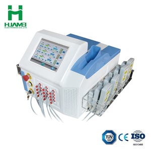 TUV medical CE beauty equipment device weight loss slimming machine lipo laser with distributor price