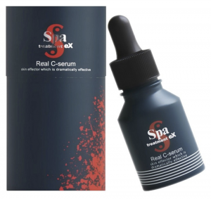 SPA Treatment eX- eX Real C-serum