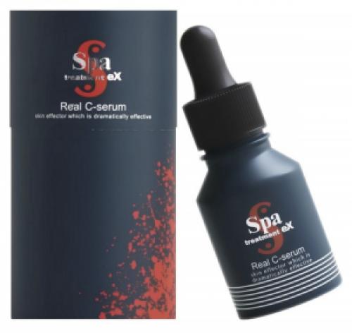 SPA Treatment eX- eX Real C-serum