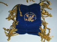 Coin Bag, Velvet Drawstring Bag, Cotton Promotional Bag