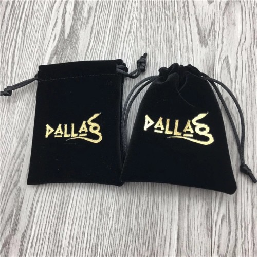 Coin Bag, Velvet Drawstring Bag, Cotton Promotional Bag