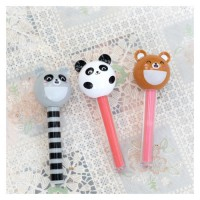 OEM Multicolor Private Label Moisturizing Lollipop Kids Lip Balm