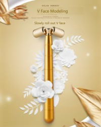 V shape face-lifting instrument / V shape face-lifting instrument massage stick / Massage roller / Massage roller