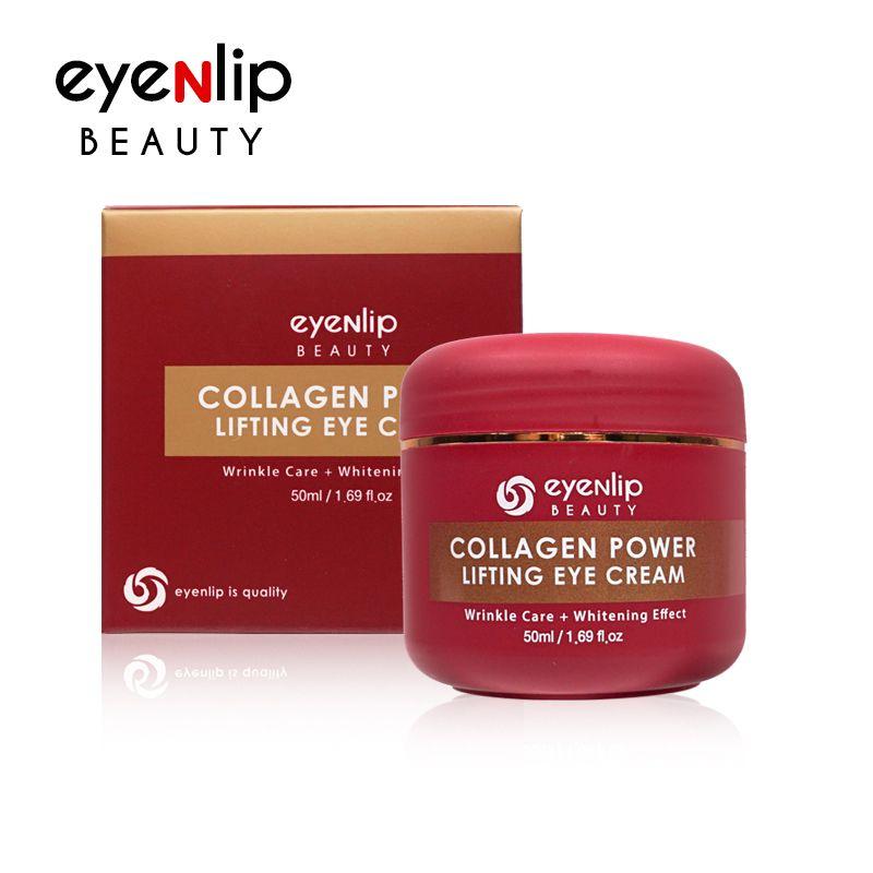 [EYENLIP] Collagen Power Lifting Eye Cream 50ml - Korean Skin Care Cosmetics