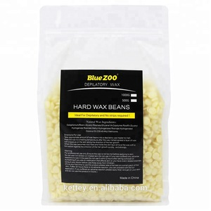 1kg Wholesale hair removal depilatory wax without strips