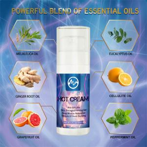 30ml Body Cream Belly Fat Burning Slimming Cream Anti Cellulite Firming Leg Body Waist Cream Fast Weight Loss