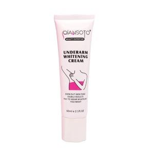 Armpit Whitening Cream Legs Knees Private Parts Natural Fruit Whitening Formula Underarm Whitener Intimate Body Cream 60ml
