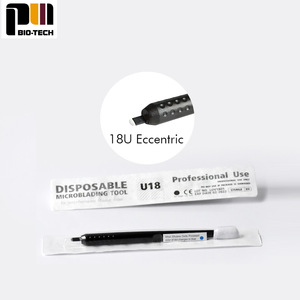 Disposable Microblading and Microshading Pens for Eyebrow Microblading Manual Tattoo Pen