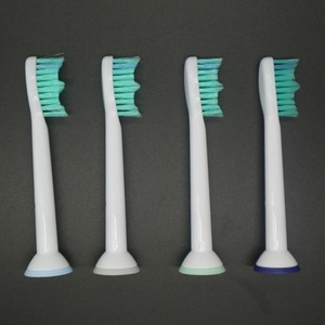 electric sonic toothbrush head, disposable toothbrush head, dupont soft bristles