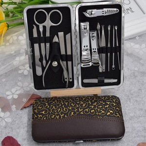 Factory wholesale manicure set Nail supplies kit