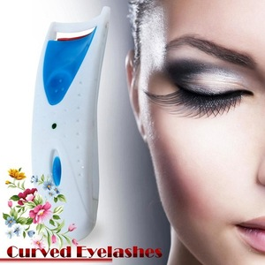 Fashion Beauty Portable Quickly Fast Electric Heated Perfect Eyelash Curler