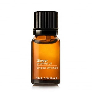 Ginger Essential Oil  Hair, Massage, Swelling and Skin - 10m
