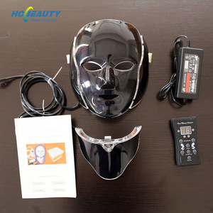 hcbeauty new product led facial mask anti aging skin care product