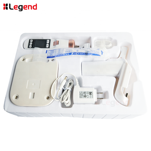 Mini Hand Hold USE Charge EZ Mesogun Injector Water Mesotherapy Gun with LED Screen