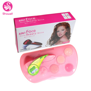 Multi-Functional Beauty Face Cleaning Equipment And Personal Facial Massager Face Cleaning Brush