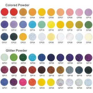 Nail Painting of UV Gel acrylic powder/Nail Art color Acrylic Powder