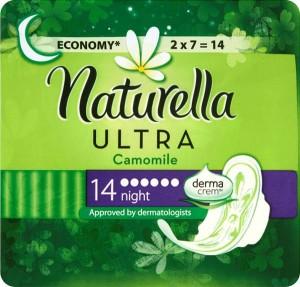 NATURELLA 20pcs Ultra Duo Maxi Panty Liners