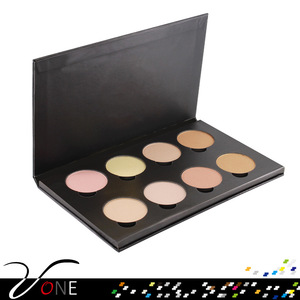 new arrival 8 colors highlight customize your own product from makeup suppliers china