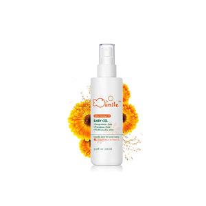 Organic Babys Sensitive Skin Moisturizing Pure Baby Massage Oil