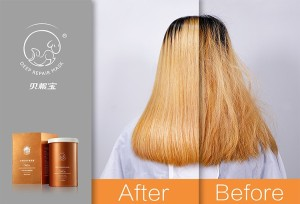 Organic Hair Mask- Hair care factory products for Professional Hair Salon