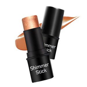 Private label 5 Colors Highlighter Foundation Stick Makeup