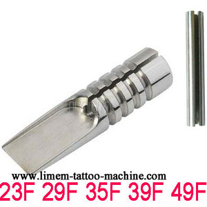 professional stainless steel tattoo tip