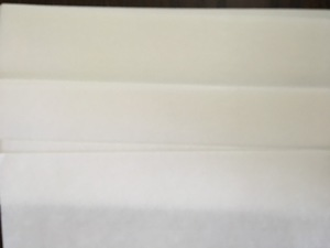 Super Disposable Non Woven Depilatory Wax Paper