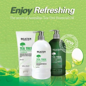 Tea Tree Nourishing & Balance Body Care Lotion