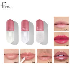 Wholesale Private Label Lip Gloss Capsule Mini Liquid Glitter Capsule Lipstick On Sale