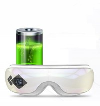Intelligent Air Pressure Eye Massager / Heat compression air pressure kneading bluetooth music