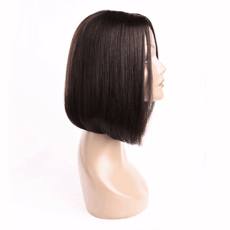 Hot beauty pixie cut short full lace wig of natural Fashion remy hair