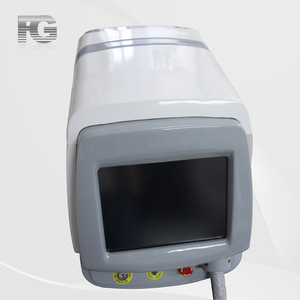 2017 Best selling three wavelengths 755nm 808nm 1064nm laser hair removal equipment for sale
