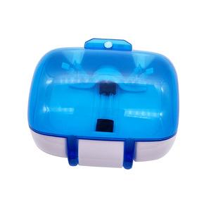 2019 Latest toothbrush disinfector portable UV toothbrush sanitizer