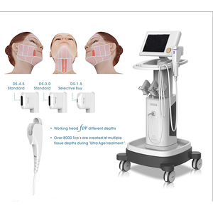 HIFU anti-wrinkle ultrasound skin tightening machine FU4.5-2S