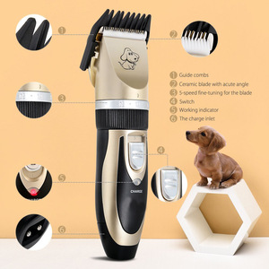 hot sale rechargeable dog hair clipper