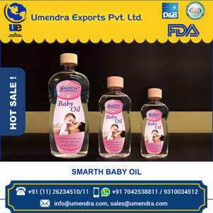 ISO Certified Company Export Baby Oil