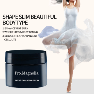 Korea Cellulite Slimming Cream Sweat Enhancing Cream Waist Slimming Cream Private Label