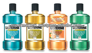Listerine Mouthwash - Different Variants Available - 250ml & 500ml