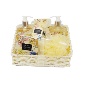 Luxuries Bath Spa Gift Set Plastic Box Package