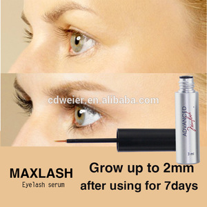 MAXLASH Natural Eyelash Growth Serum (Curling Use