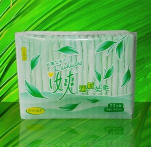 Nice sanitary pads and tampons/cheap sanitary napkins/antibacterial
