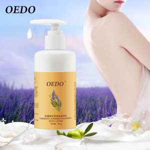 OEDO Lavender Body Lotion Moisturizing Anti-aging Body Creams Repair Anti-chapping whitening Nourishing Skin Care
