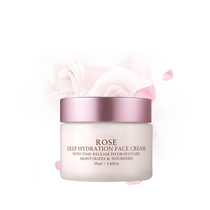 Organic Baby Green Tea Yellow Rose Skin Care Set