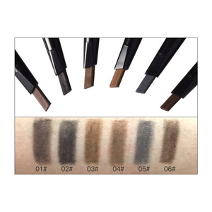 PUDAIER Hear Charm Double Eyebrow Pencil