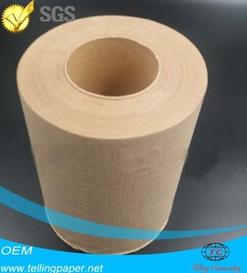 Unbleashed 80m 1ply Kraft Paper Towel Roll In Other Sanitary Paper