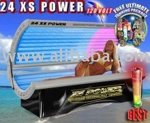 24 XS Power Tanning Bed -120 Volt