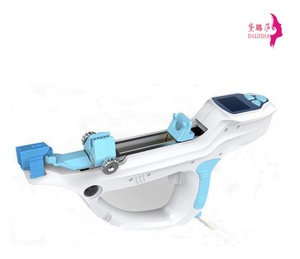 5 and 9 needle water mesotherapy injector gun for face lift anti-aging