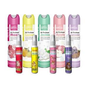 Accessories Car Manufacturer Natural air fragrance derodorant cleaner spray custom air freshener car perfume